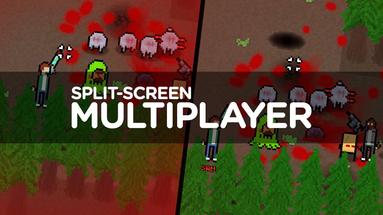 Split-screen Multiplayer on Bounty of Corruption! (v1.5 update)